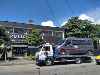 Comtur intensifica fiscalização no combate aos veículos clandestinos de turismo
