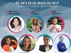 Centro de Convenções de Ubatuba recebe mais uma edição do evento Mulheres 31