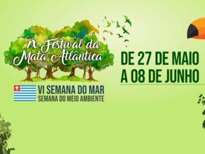 Prefeitura de Ubatuba divulga programação do IX Festival da Mata Atlântica e VI Semana do Mar